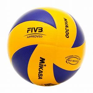Mikasa MVA300 Pro Model Indoor Volleyball - Size 5 Online ...