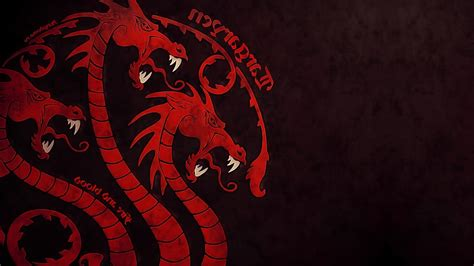 Dragon Age 2 Wallpaper Game Of Thrones Sigils House Targaryen Wallpapers Hd Desktop And Mobile Backgrounds