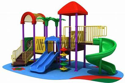 Playground Clipart Equipment Clip Outdoor Outside Children