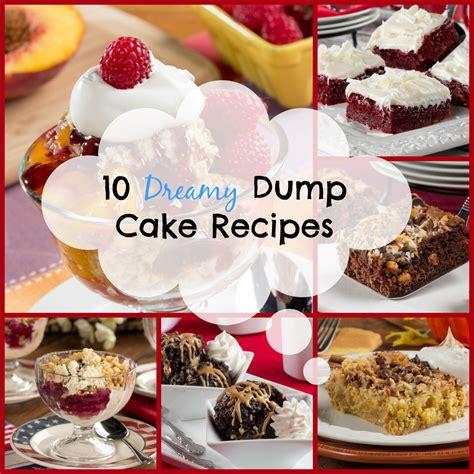 dump cake recipes 10 dreamy dump cake recipes mrfood com