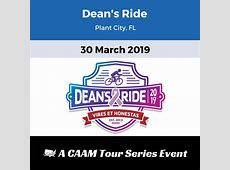 2019 Dean's Ride — Race Roster