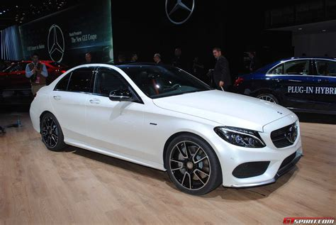 Mercedes Amg 4matic by Detroit 2015 Mercedes C450 Amg 4matic Gtspirit