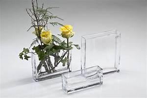 Glasvase 50 Cm Hoch : glasvase block glas vase tischvase blumenvase dekovase rechteckig 22 cm hoch ebay ~ Bigdaddyawards.com Haus und Dekorationen