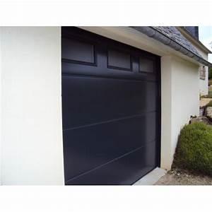porte de garage sectionnelle jumele avec gache serrure With porte de garage sectionnelle jumelé avec heracles serrure