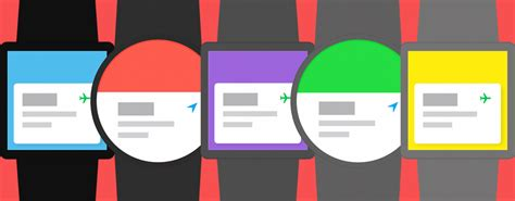 android wear android wear update brings interactive watchfaces more