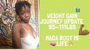 Maca Root For Weight Gain