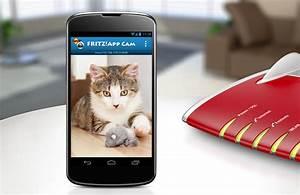 Altes Smartphone Als überwachungskamera : fritzapp cam smartphone wird zur berwachungskamera vernetzte welt ~ Orissabook.com Haus und Dekorationen