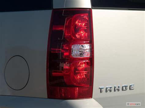 2007 Chevrolet Tahoe 2wd 4-door 1500 Lt Tail Light