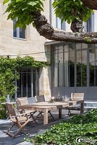Awesome maison deco salon de jardin pictures amazing for Decoration pour jardin exterieur 7 dressing design