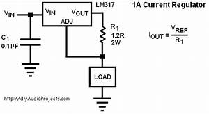 Power Supply - Stable Voltage And Current Source