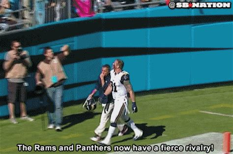 chris long ejected  rams panthers fight sbnationcom