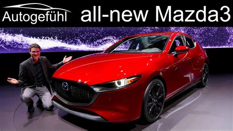 mazda review exterior interior comparison hatch