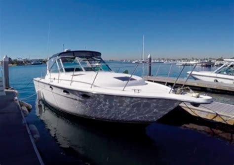Soundings Boats For Sale by Used Boat Review Tiara 3100 Open Soundings