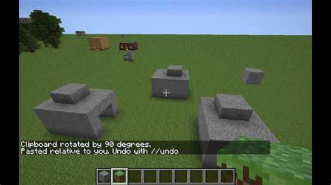 copy  paste  minecraft  worldeditsingleplayercommands youtube
