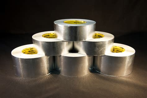reinforced aluminium foil tapes ecowise insulation solutions