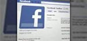 How to Embed Facebook widget into your browser toolbar ...