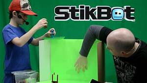 Creating  Stikbot Animations With Stop Motion Studio