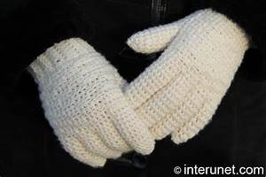 How To Crochet Gloves For A Woman
