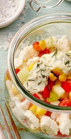 blumenkohl salat rezept blumenkohlsalat salat rezepte
