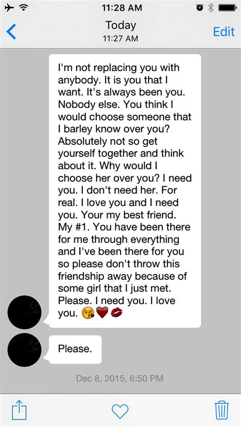 friend wrote   paragraph    mad