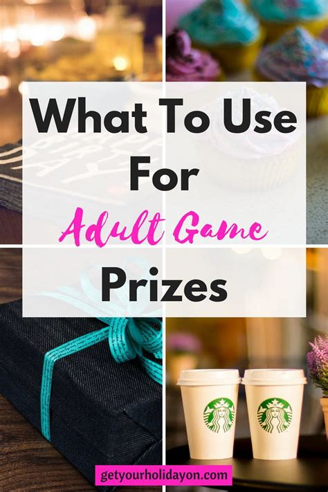 adult game prizes party game prizes