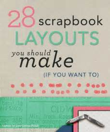 Simple Scrapbook Page Layout Ideas