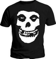MISFITS - Big Skull Face Logo - t shirt New S,M,L,XL,2XL ...