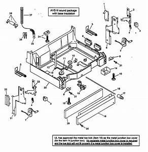 Bosch Model Shx46a02uc  14 Dishwasher Genuine Parts