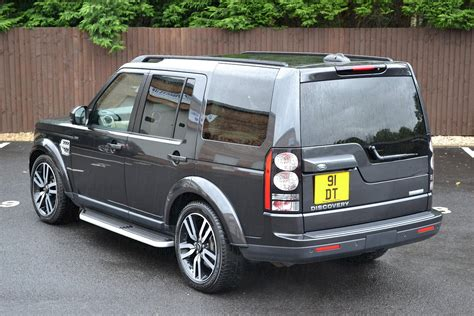 land rover discovery 4 2014 63 land rover discovery 4 hse luxury sdv6 cars