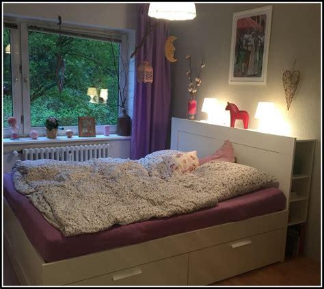 Brimnes Bett Ikea Kopfteil  Betten  House Und Dekor