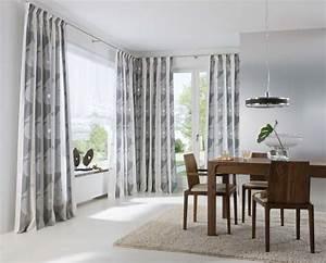 Gardinen Für Große Fenster : gardinen f r gro e fensterfront kollektionen fenster gardinen ~ Bigdaddyawards.com Haus und Dekorationen