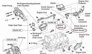 2001 Ls430 - Loss Of Power And P0325 Help