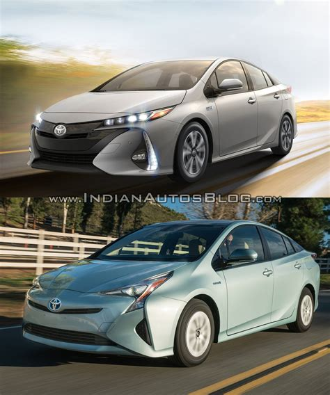 Toyota Prius Prime Vs 2018 Toyota Prius Indian Autos Blog