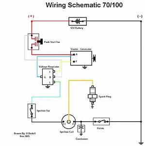 Wiring Diagram Ignition Switch Lawn Mower Starter Solenoid Murray Image