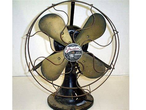 vintage fans for sale 1920c peerless 12 quot antique desk fan