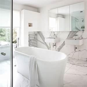 Marmor Im Bad : marmor fliesen in ihrem badezimmer ~ Frokenaadalensverden.com Haus und Dekorationen