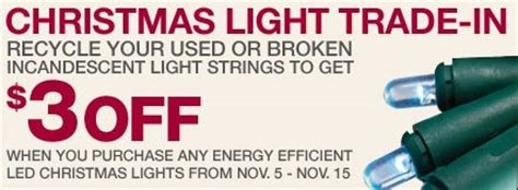 home depot light trade in southern savers