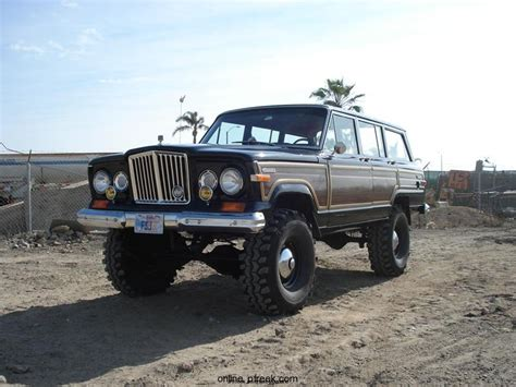 wagoneer jeep lifted jeep gladiator 4 door lifted jeep gladiator related