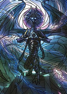 closer    stained glass planeswalkers magic