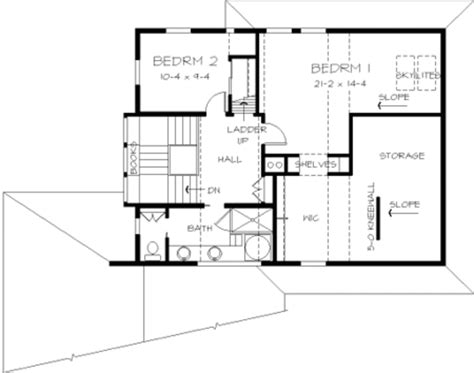 Modern Bathroom Floor Plans by Contemporary Style House Plan 3 Beds 2 5 Baths 2440 Sq