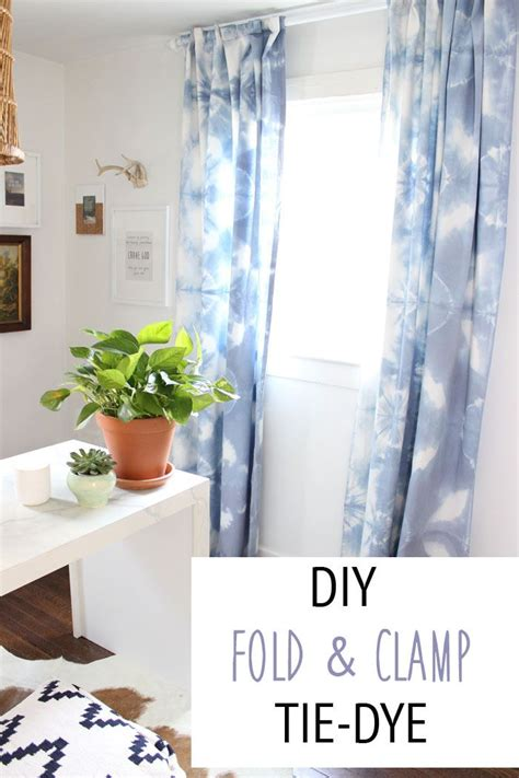 top 25 best tie dye curtains ideas on how to
