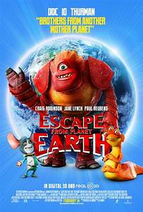 Cineplex.com | Escape From Planet Earth