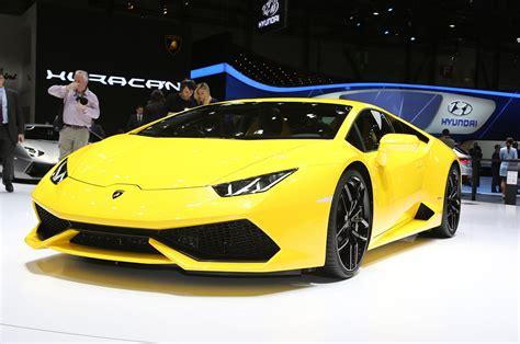 Wallpaper Car Yellow by New Yellow Lamborghini Huracan 2015 Hd Car Wallpaper Hd