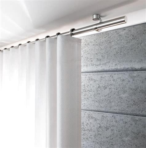 Gardinenstange Für Decke by Gardinenstange An Decke Befestigen Haus Design Ideen