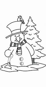 Snowman Coloring Pages Abominable Christmas Printable Tree Merry 321coloringpages Sheets Colouring Sheet Books Colour Talvi Vaeritys Rudolph Getcolorings Template Cool sketch template