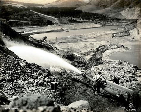 Miner Using Hydraulic Hose To Clear Land While Mining For Gold Brighton Jewelry Marina Del Rey Novi Mi Harlingen Tx Outlet Armoire South Africa At Sears Insignia Bombay Company