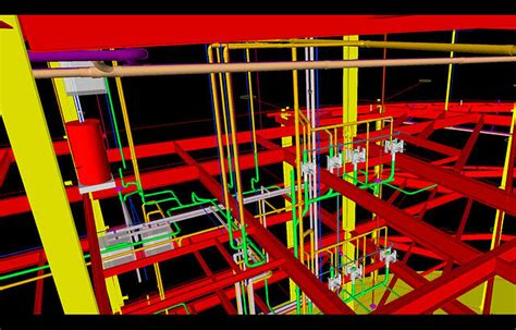 mep virtual design construction piping fabrication