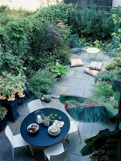 Petit Jardin De Ville Concours Photos Jardins Mon Petit Jardin De