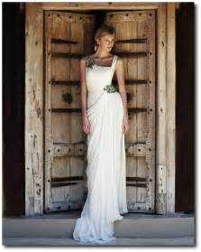 grecian style wedding dress etruscan grecian and wedding ideas