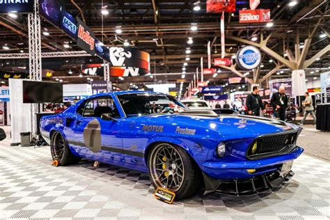 SEMA 2019 - The Biggest and Best Pro Touring Rides!